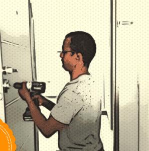 תיקון דלתות כניסה לבניין מומלץ בגבעת ברנר